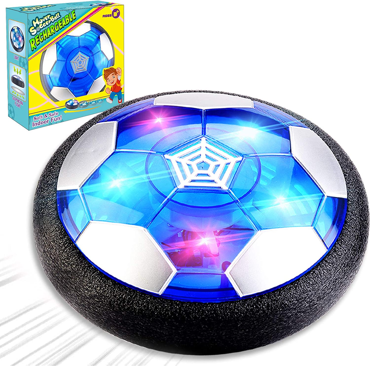 Camlinbo Kids Soccer Genuine Free Shipping Toys Rechargeable Air Fl Large discharge sale Ball Hover