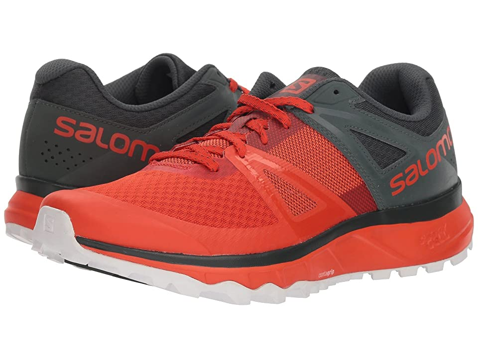 Salomon Trailster (Cherry Tomato/Urban Chic/White) Men's Shoes
