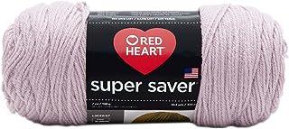 Red Heart E300-579 Red Heart Super Saver Yarn - Pale Plum