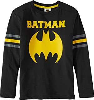 Batman Little Boys Long Sleeve T Shirt