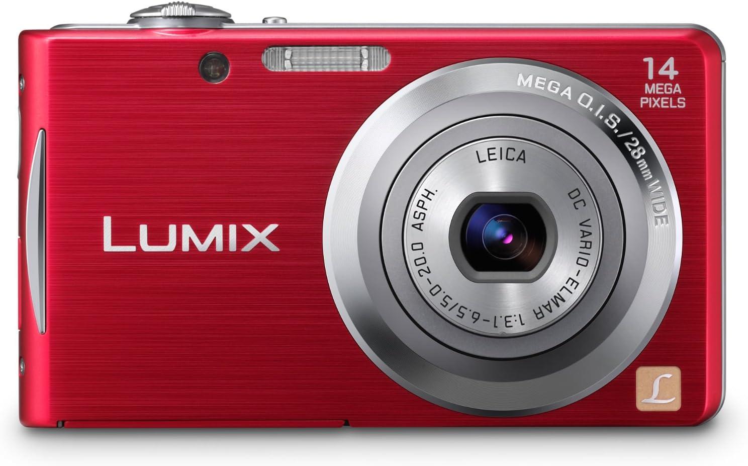Panasonic Lumix DMC-FH2 14.1 MP Digital Camera 4x Time sale with New sales Optical I