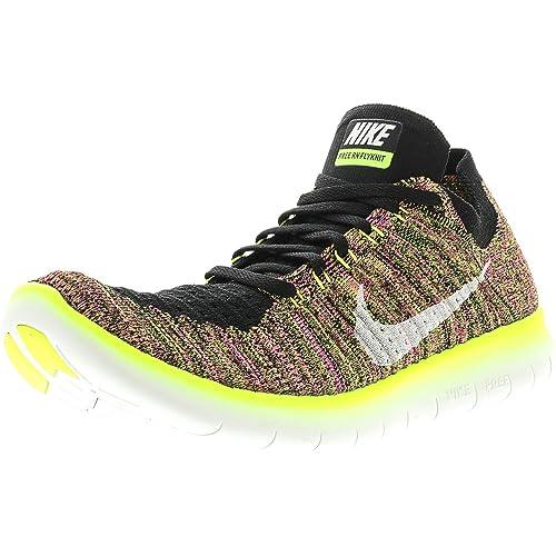 f3bc7967d9cd Nike Men s Free RN Flyknit 2017 Running Shoe