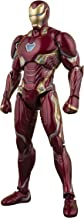 S. H. Figuarts Avengers Iron Man Mark 50 (Avengers/Infinity War) Approximately 155 mm PVC · ABS Painted Movable Figure Japan Import