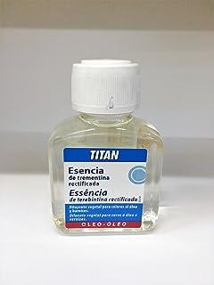 TITAN - ESENCIA DE TREMENTINA RECTIFICADA 100ML