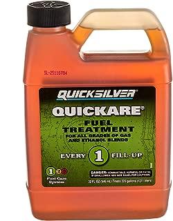 Quicksilver 8M0058680 Quickare Fuel Treatment 32 Oz.