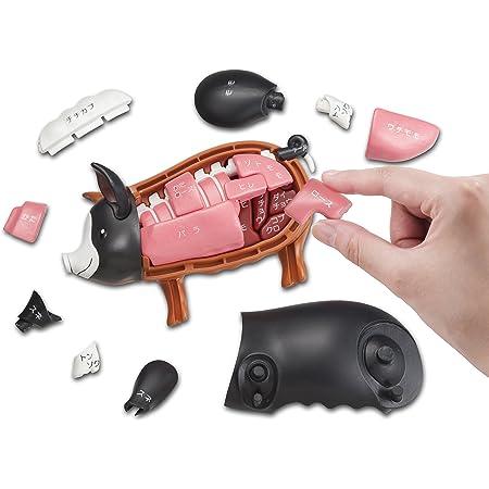 メガハウス 一頭買い!! 黒豚パズル MH51243