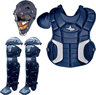 ALL-STAR CK1216PS Player's Series Catcher's Kit inYour Choice of 4 Colors - coolthings.us