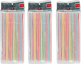 Good Cook Flexible Drinking Straws, 50 Count (Pack of 3)
