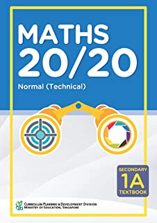 Maths 20/20 Normal (Technical) Textbook 1A