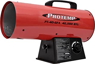 40,000 BTU Propane Forced Air Heater