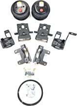 TS - Fits Ford F150 Pickup Truck 09-14 Towing Assist Helper Air Ride Suspension Kit 4WD 2WD