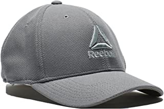Reebok Delta Logo Adjustable, One Size Fits All, Baseball Hat