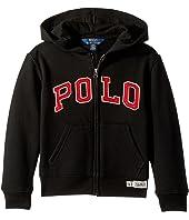 Polo Ralph Lauren Kids - Cotton-Blend Fleece Hoodie (Toddler)