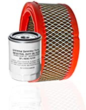 Universal Generator Parts Replacment for Generac 070185ES and 0C8127 (Oil with Air Filter)