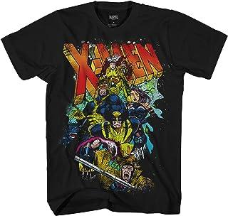 Marvel X-Men 90's Team Breakout Comics - Camiseta para adulto con licencia oficial