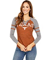Texas Longhorns Patrisse Long Sleeve Tee