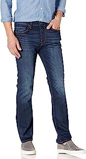 Buffalo David Bitton Men's Straight Six Denim Jeans