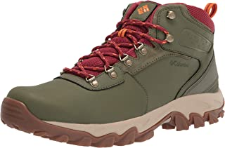 Columbia Men's Newton Ridge Plus Ii Waterproof Hiking Shoe, 1