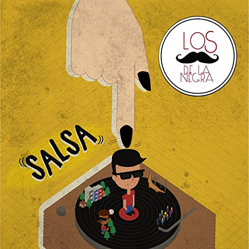 Falsa Alarma by Los bigotes de la Negra on Amazon Music ...
