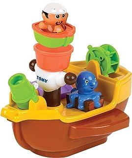 TOMY Bath E71602 Pirate Ship Bath Toy