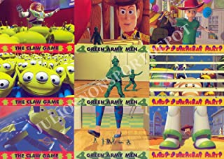 TOY STORY 1 SERIES 2 1996 SKYBOX COMPLETE BASE CARD SET OF 74 DY DISNEY