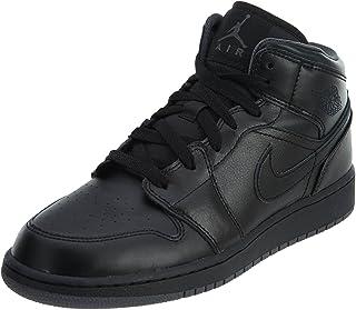 brand new 1645d badb6 Nike Kids Air Jordan 1 Mid Bg