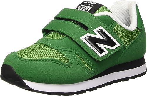 New Balance NBKV373GEI Scarpe per Bambini, Verde (Green), 26 ...