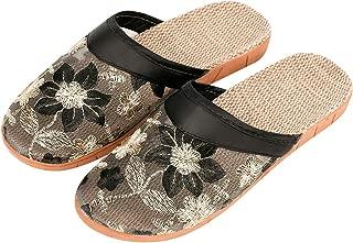 MOIKA Sandale Homme Pas Cher D/ét/é Plates Casual Chaussons Antid/érapants Doux Fond Respirant Chaussures Mules Piscine Sport Plage Flip-Flops En Plein Air