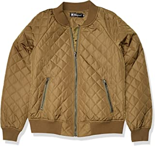 French Connection Women's Quilted Short Bomber