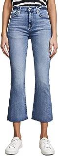 7 For All Mankind Women's High Waist Slim Kick Jeans