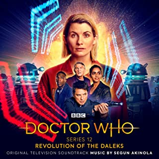 Doctor Who Series 12 - Revolution of the Daleks (Original Television Soundtrack)