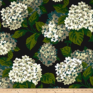Magnolia Home Fashions Summer Wind Canvas Fabric, Tuxedo, Fabric By The Yard