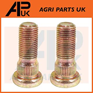 APUK 6 x Front Wheel Nut Compatible with Ford 2000 2600 3000 3600 4000 4600 5000 5610 6610 Tractor