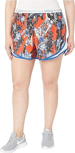 Tempo Shorts Hyper Femme (Size 1X-3X)