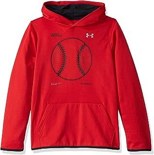 Boys' Armour Fleece Baseball Icon Hoodie
