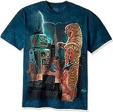 The Mountain Men's Catzilla Vs. Robot T-Shirt
