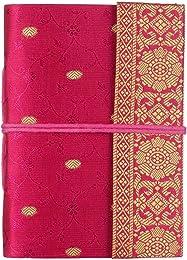 Carnet de notes/calepin en sari - commerce équitab