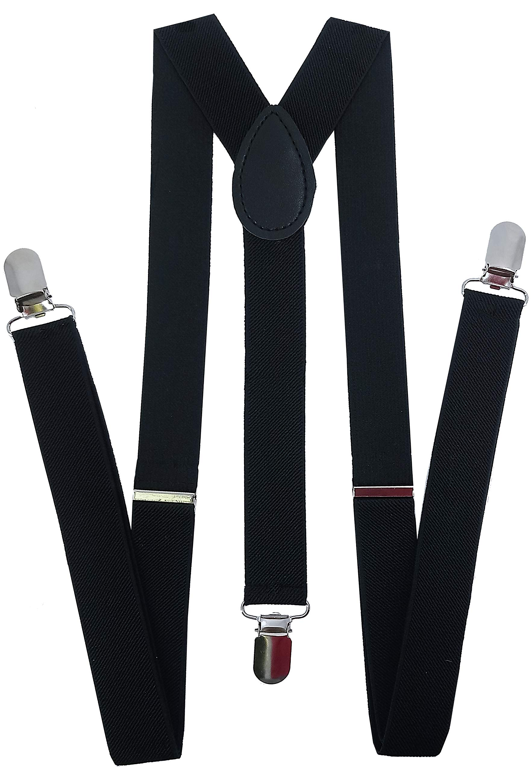 Navisima Adjustable Elastic Suspenders Strong
