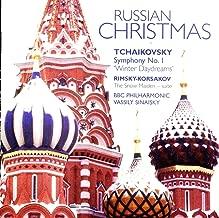 Russian Christmas: Tchaikovsky Symphony No 1