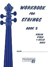 Workbook for Strings, Bk 2: Cello