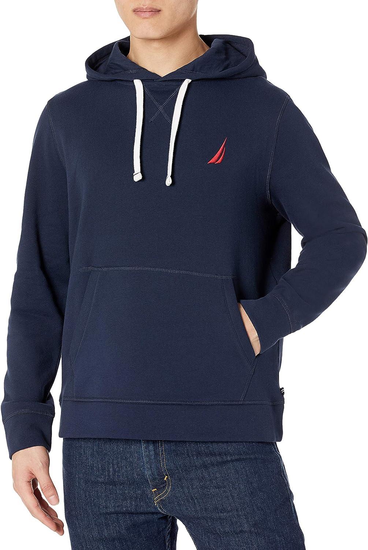Nautica Men's J-Class Al sold out. Gifts Logo Fleece Hoodie