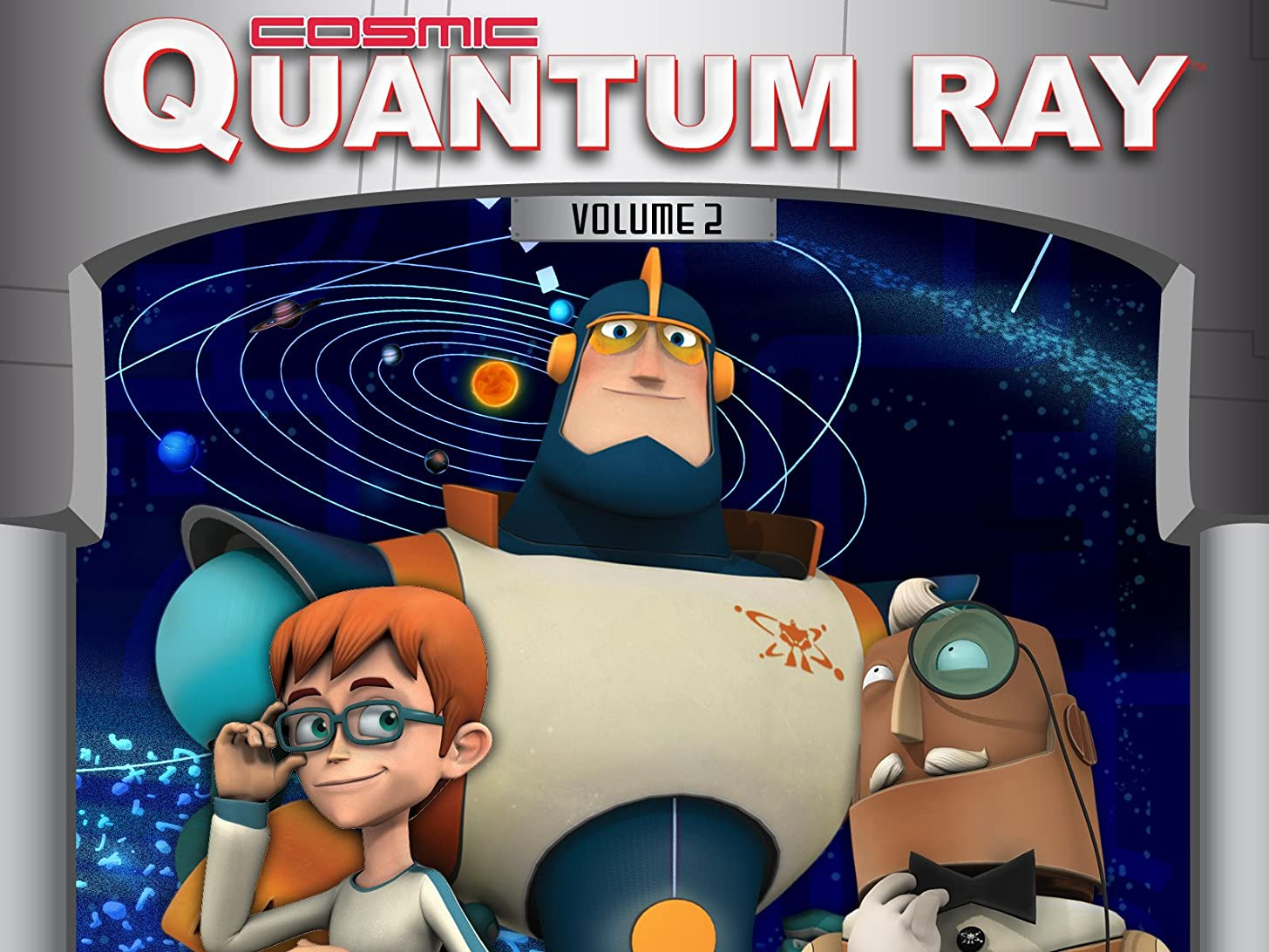 Cosmic Quantum Ray Season 1
