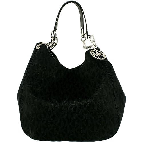 bee7b04b6116 Michael Kors Fulton Large Logo Shoulder Bag