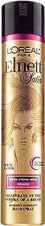 L'Oréal Paris Elnett Satin Extra Strong Hold Hairspray - Volume, 11 oz. (Packaging May Vary)