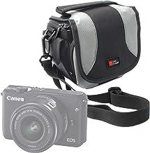 DURAGADGET Bolso para Cámara Evil Canon EOS M10 | Panasonic