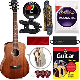 Best cort mahogany acoustic guitar Reviews