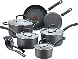 Best t fal e765sc hard anodized cookware set Reviews
