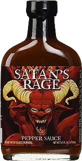 Satan's Rage Hot Sauce