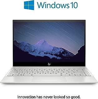 "HP Envy 13-aq1007ne Laptop | 10th Generation Intel Core i5- 1035G1 processor | 13.3"" 4K display | 8 GB RAM | 512 GB SSD | Intel UHD Graphics | EN-AR KB | Windows 10 Home | Silver"