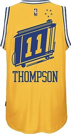 810c3d6d6fa adidas Klay Thompson Golden State Warriors Hardwood Classics Swingman Jersey